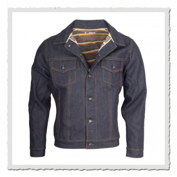 Jeans Jacket 16.5 oz Jap. Blanked Lining