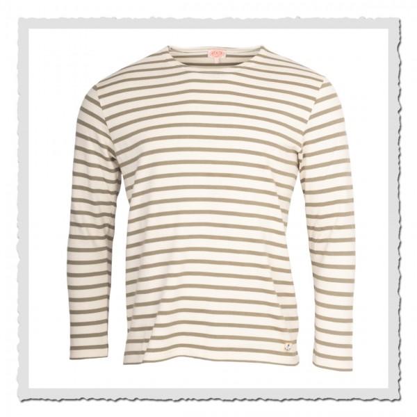 Matrosen-Shirt Kollektion Heritage nature khaki