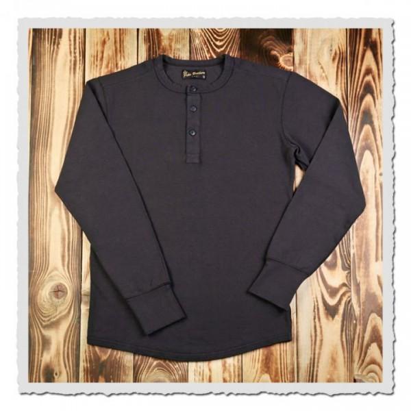 1954 Utility Shirt Long Sleeve faded black