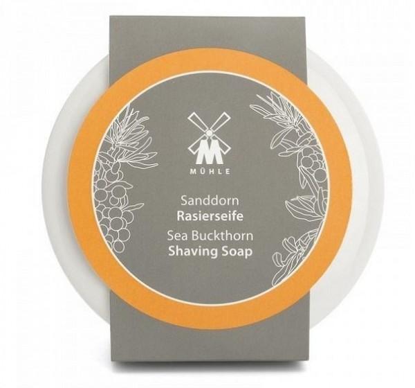 Rasierseife Sandorn mit Porzellan-Schale