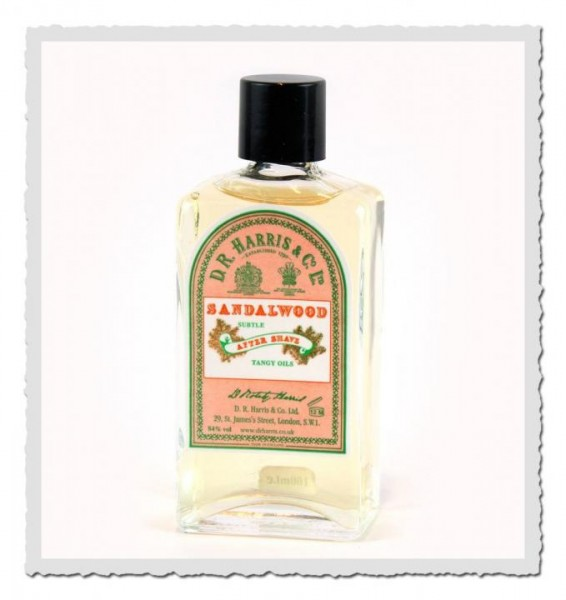 D.R.HARRIS Sandelholz AfterShave