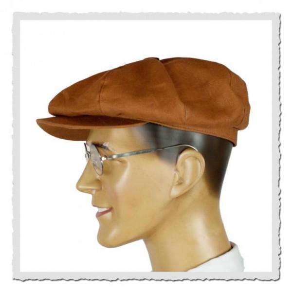 Ballon-Mütze Caramello