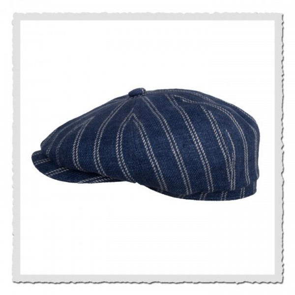 Hatteras Linen Stripe