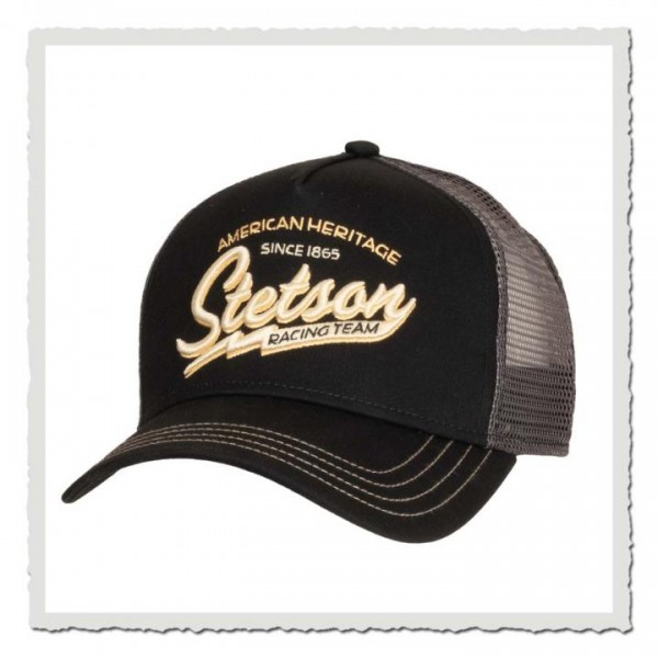 Trucker Cap Heritage Racing Team