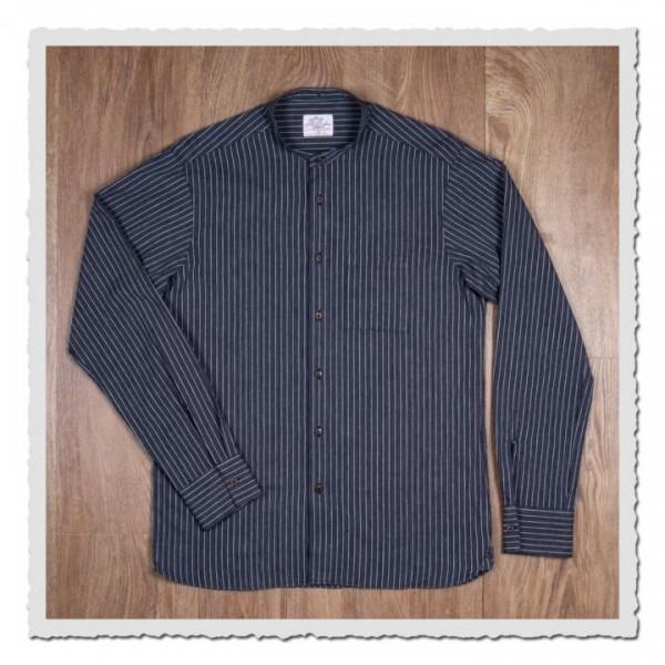 1923 Buccanoy Shirt Beaumont blue