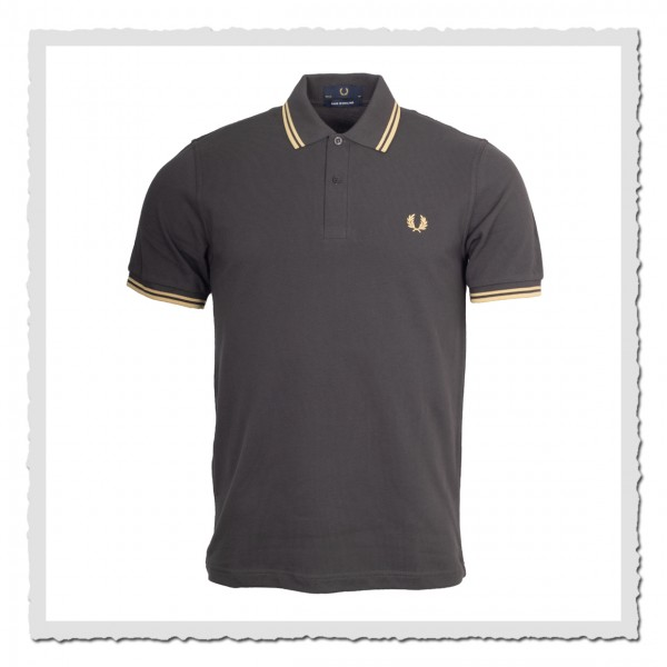 Fred Perry Reissues Berlin M12 Polo Col 297