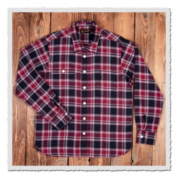 1937 Roamer Shirt Alaska black