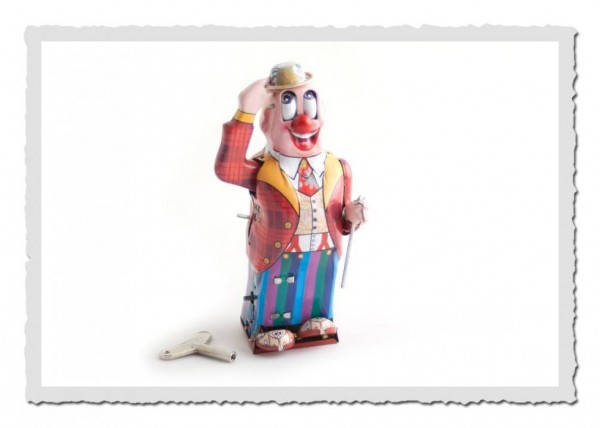 The Dandy Clown