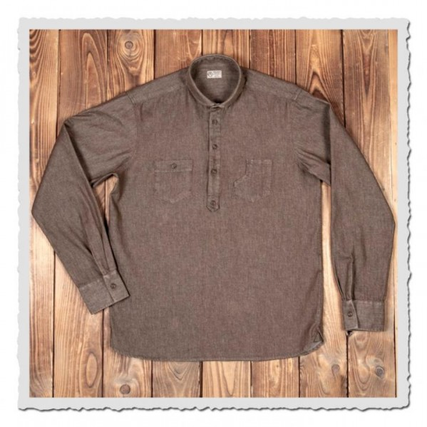 1908 Miner Shirt Digger brown