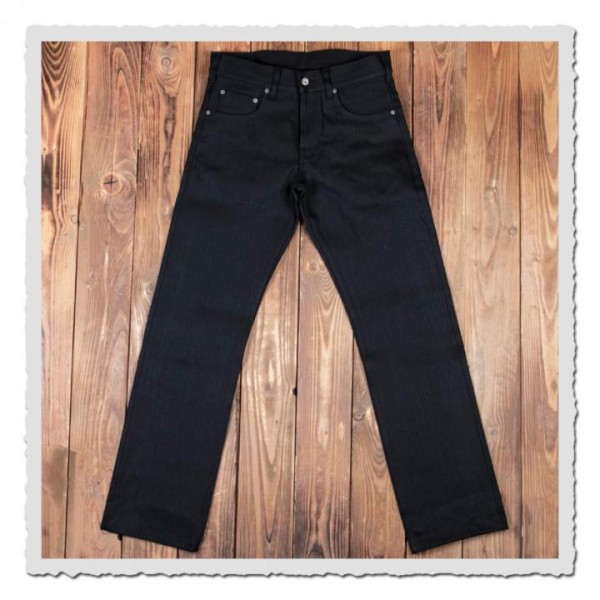 1937 Roamer Pant 16oz pitch black