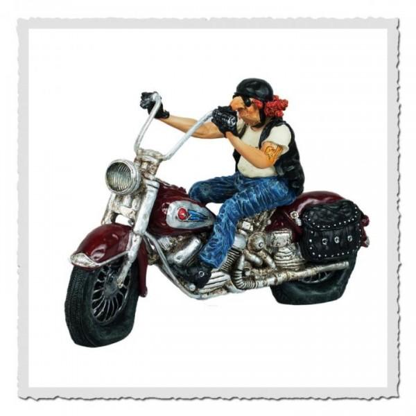 The Motorbike