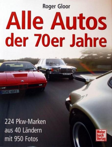 Alle Autos der 70er Jahre