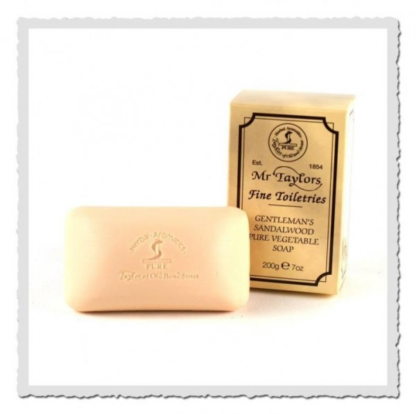 Taylor Sandelwood Soap