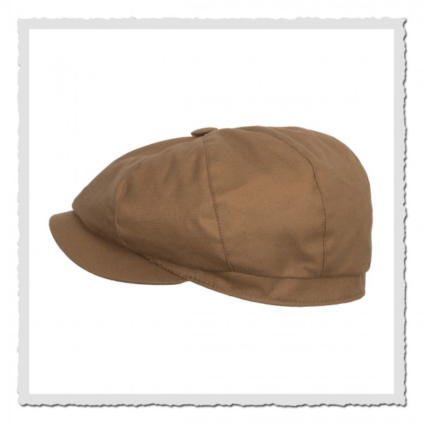 Ballonmütze Alfred pannama khaki