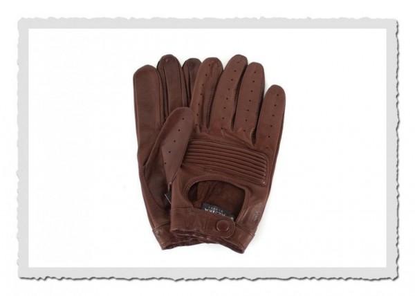 Herren-Handschuh 'Steve' chestnut