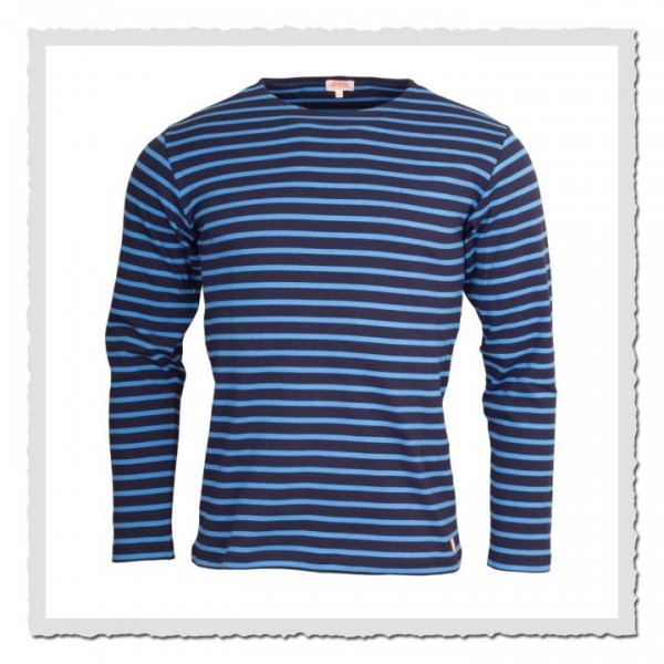 Matrosen-Shirt Kollektion Heritage navy blau