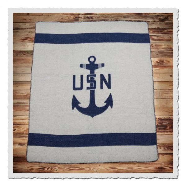 1969 USN Blanket navy