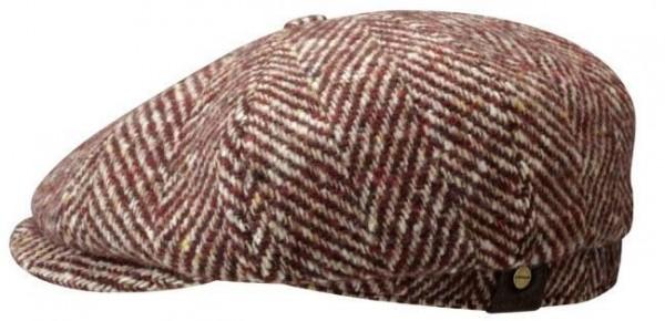 Hatteras Herringbone rot/weiss