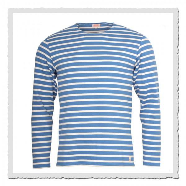 Matrosen-Shirt Kollektion Heritage blau nature
