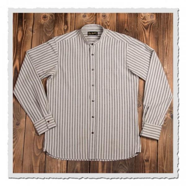 1923 Buccanoy Shirt Iwaki grey