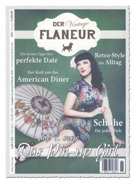 Der Vintage Flaneur - Ausgabe 26