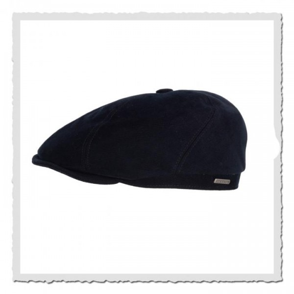 Driver Cap Soft Cotton dark-navy