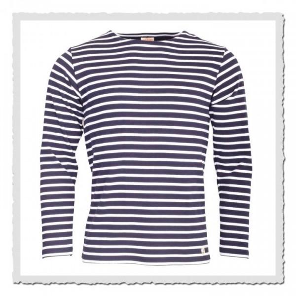 Matrosen-Shirt Kollektion Heritage blau/weiss