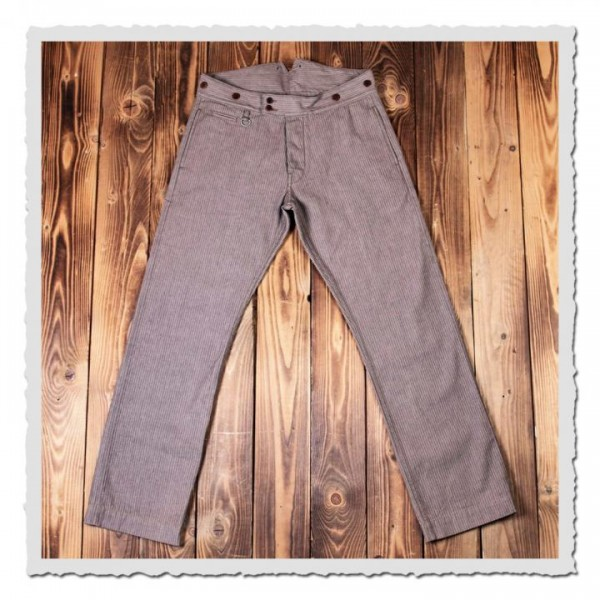1905 Hauler Pant HBT brown