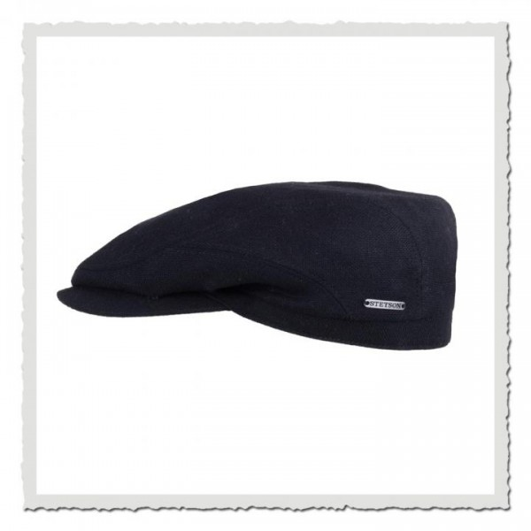 Driver Cap Virgin/Wool Cashmere