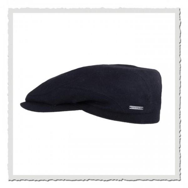 Driver Cap Virgin/Wool Cashmere
