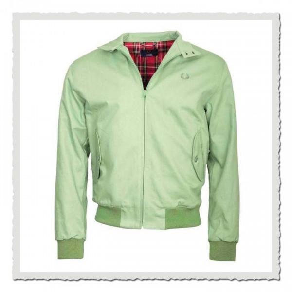 Harrington Jacket Pistachio