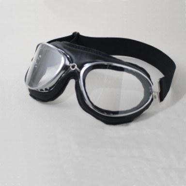 Fliegerbrille Typ II schwarz
