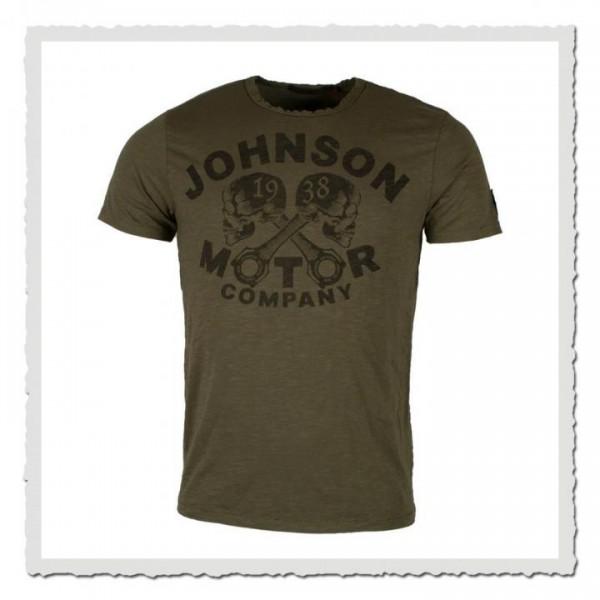 1938 Skulls T-Shirt Olive