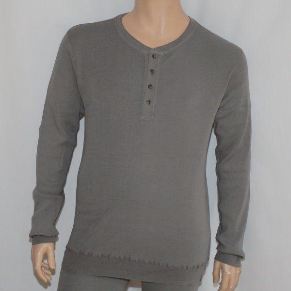 Erich 1/1 Arm-Shirt graphit
