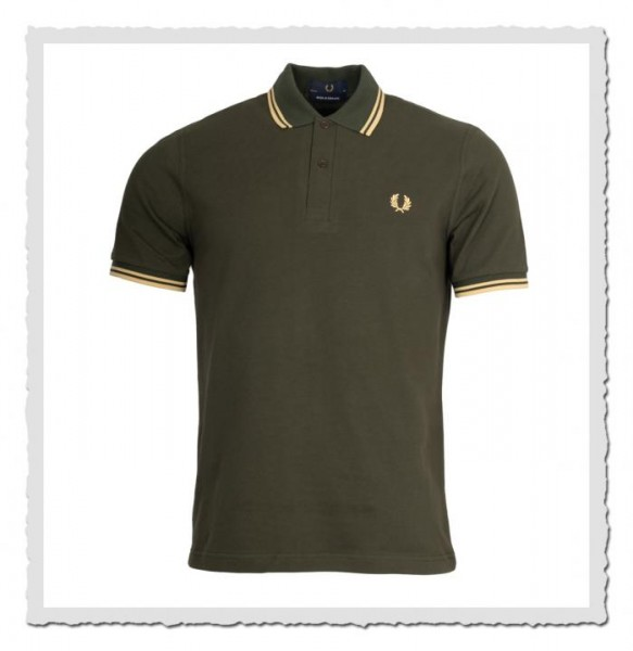fred perry reissues shirt m12