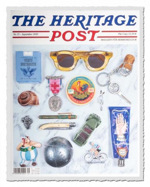 The Heritage Post - Ausgabe 35