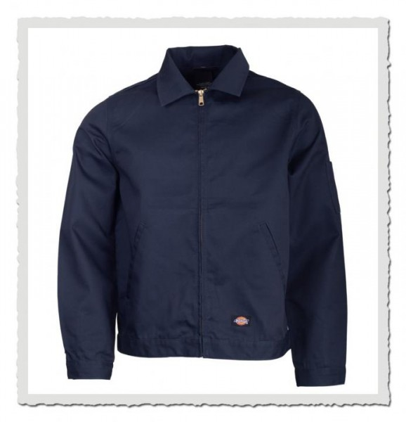 Eisenhower Jacket Dark Navy