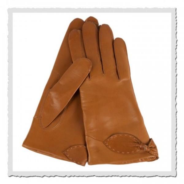 Damen Handschuhe Cork
