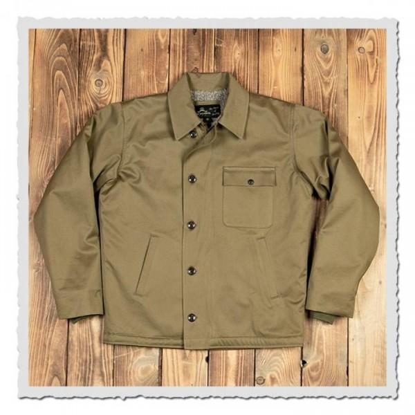 1962 A2 Deck Jacket Olive