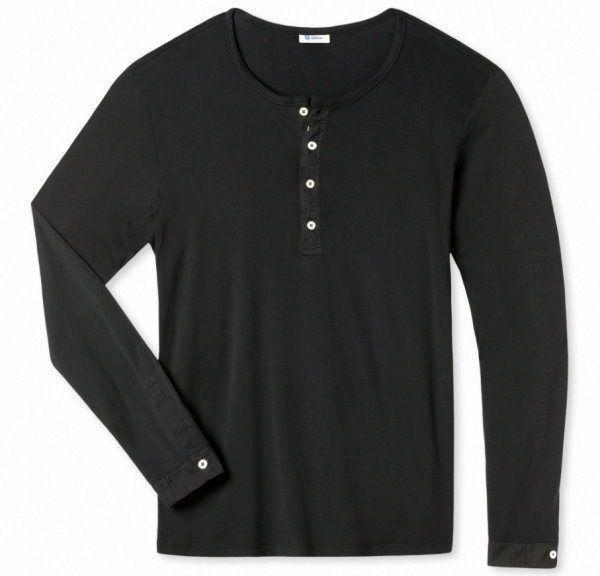 Moritz 1/1-Shirt schwarz